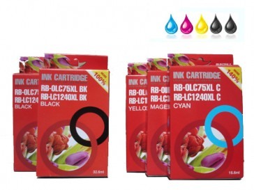 Brother LC 1240 Multipack