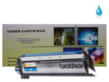 Brother TN-230C Cyan Compatible Toner :1400pages