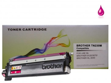 Brother TN-230M Magenta Compatible Toner :1400pages