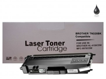 Brother TN-325BK Black Compatible Toner :4000pages