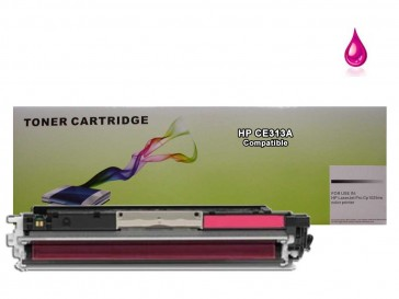 HP CE313A (HP 126A) Magenta Compatible Toner :1000pages