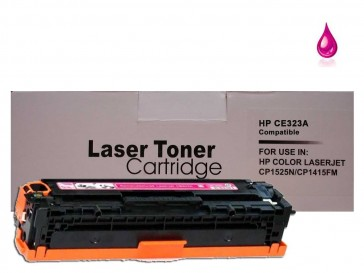 HP CE323A (HP 128A) Magenta Compatible Toner :1500pages