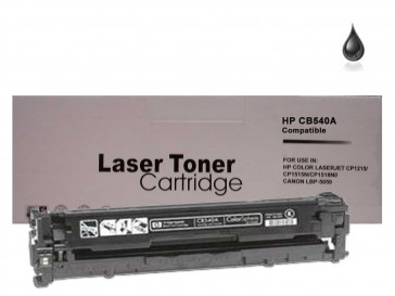 HP CB540A (HP 125A) / Canon 716 Black Compatible Toner :2200pages