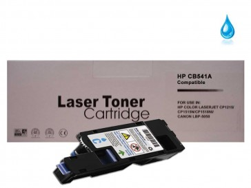 HP CB541A (HP 125A) / Canon 716 Cyan Compatible Toner :1400pages