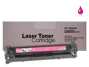 HP CB543A (HP 125A) / Canon 716 Magenta Compatible Toner :1400pages