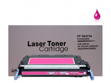 HP Q6473A (HP 502A) Magenta Remanufacured Toner :4500pages