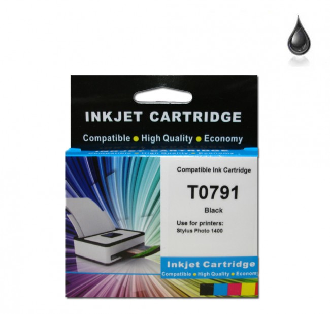 Inkcart ie for all your ink and toner needs  Epson T0791