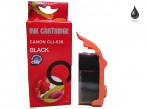 Canon CLI-526BK Black Compatible Ink 13ml