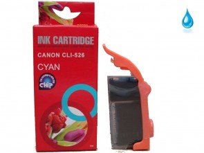 Canon CLI-526C Cyan Compatible Ink 13ml