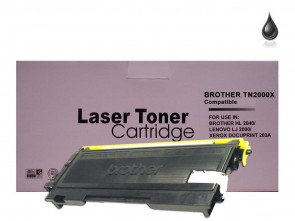 Brother TN-2000X Black Compatible Toner :5000pages