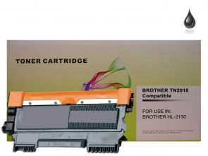Brother TN-2010 Black Compatible Toner :1000pages