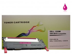 Dell 1320 (593-10261 WM138) Magenta Compatible Toner :2000pages