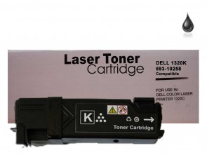 Dell 1320 (593-10258 DT615) Black Compatible Toner :2000pages