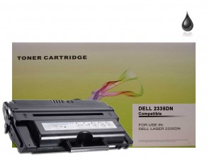 Dell 593-10153 (RF223) High Capacity Black Compatible Toner :5000pages