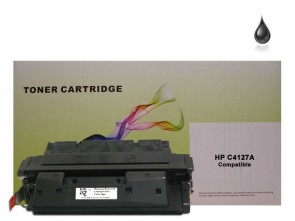 HP C4127A (HP 27A) / EP52 Black Remanufacured Toner :6000pages