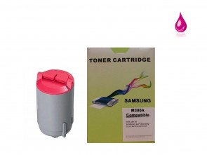 Samsung CLP-M300A Magenta Compatible Toner :1500pages