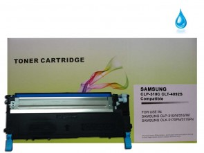 Samsung CLT-C4092S High Capacity Cyan Compatible Toner :1500pages