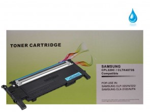 Samsung CLT-C4072S Cyan High Capacity Compatible Toner :1500pages