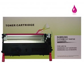 Samsung CLT-M4072S Magenta High Capacity Compatible Toner :1500pages