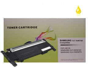 Samsung CLT-Y4072S Yellow Compatible Toner :1000pages