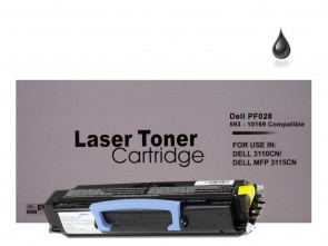 Dell 3110 (593-10169 PF028) Black Remanufacured Toner :5000pages