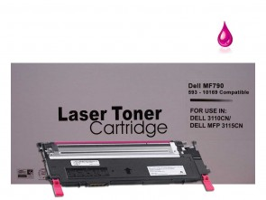 Dell 3110 (593-10167 MF790) Magenta Remanufacured Toner :4000pages
