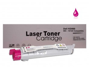 Dell 593-10124 (KD566) Magenta Compatible Toner :8000pages