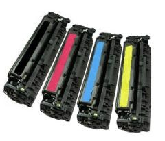 Brother TN-135 Re-manufactured 4 Toner Multipack